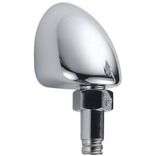 Traditional Wall Supply Elbow Shower Faucet