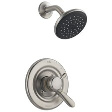 Lahara Shower Faucet Trim with Lever Handles