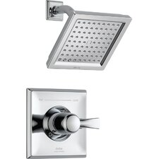 Dryden Monitor Pressure Balance Diverter Shower Faucet with Lever Handles