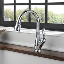 Leland Single Handle Deck Mounted Kitchen Faucet