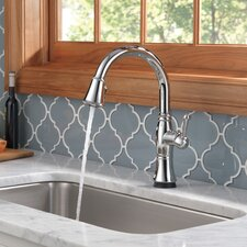 Cassidy Single Handle Deck Mounted Kitchen Faucet