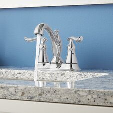 Linden Two Handle Centerset Lavatory Faucet
