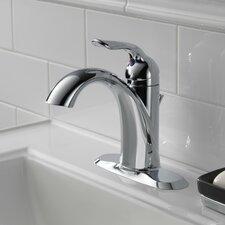 Lahara Single Handle Centerset Lavatory Faucet with Pop-Up Drain