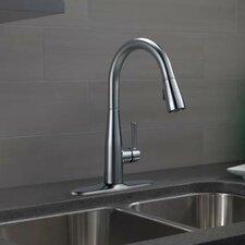 Essa Single Handle Pull Down Kitchen Faucet