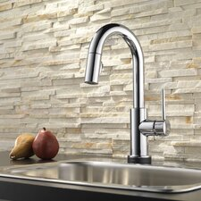 Trinsic Single Handle Deck Mounted Bar / Prep Faucet