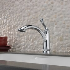 Linden Single Handle Deck Mounted Kitchen Faucet