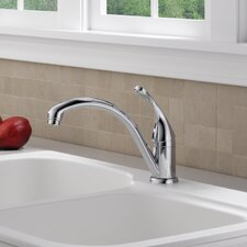 Collins Single Handle Deck Mounted Kitchen Faucet