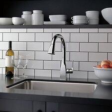 Mateo™ Single Handle Deck Mounted Prep Faucet