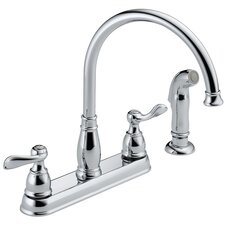 Windemere Double Handle Kitchen Faucet