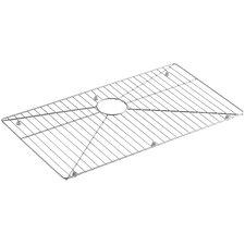 "Vault /Strive Stainless Steel Sink Rack, 29-1/4"" x 15-15/16"" for K-3821 Vault and K-5285 Strive Kitchen Sinks"