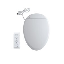 C3 201Elongated Bidet Toilet Seat with In-Line Heater and Remote Controls