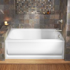 """Bancroft 60"""" x 32"""" Soaking Bathtub"""