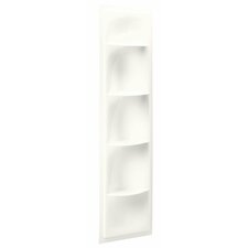 "Echelon 17.38"" x 61.88"" Bathroom Shelf"