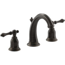 Kelston Widespread Bathroom Sink Faucet