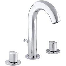 Oblo Widespread Bathroom Sink Faucet