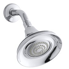 Forté 1.75 GPM Multifunction Wall-Mount Shower Head with Masterclean Spray Nozzle