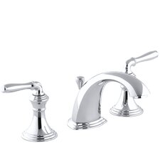Kohler® Devonshire Standard Bathroom Faucet Double Handle with Drain Assembly