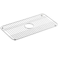 "Bakersfield Stainless Steel Sink Rack, 25"" x 12-3/4"""