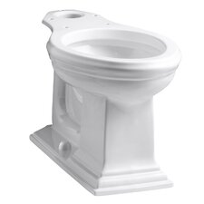 Memoirs Comfort Height Elongated Toilet Bowl