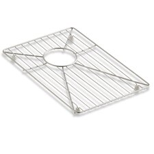 """Vault /Strive Stainless Steel Sink Rack, 19-3/16"""" x 16-11/16"""" for 36"""" Offset Apron-Front Sink"""