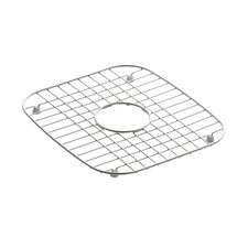 """Stainless Steel Sink Rack, 12-1/4"""" x 13-3/4"""" for Undertone and Verse Kitchen Sinks"""