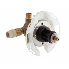 """Rite-Temp 1/2"""" Pressure-Balancing Valve Furnished with 1/2"""" Cpvc Connections"""