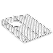 Stainless Steel Sink Rack for Right-Hand Bowl Of Tanager Kitchen Sink
