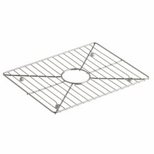 """Poise Stainless Steel Sink Rack, 17-3/16"""" x 13-3/16"""", for Kitchen Sink"""