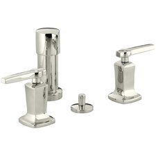 Margaux Vertical Spray Bidet Faucet with Lever Handles