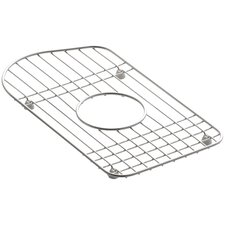 """Staccato Stainless Steel Large Sink Rack, 15"""" x 8-7/16"""""""