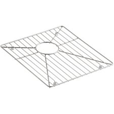 """Stainless Steel Sink Rack, 15-15/16"""" x 14"""" for Vault K-3820 and K-3838 Kitchen Sinks"""