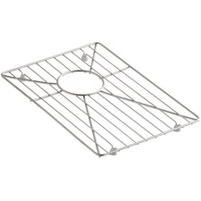 Vault /Strive Stainless Steel Sink Rack for Right Basin, 15-15/16