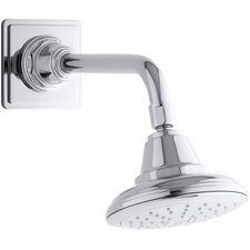 Pinstripe 2.0 GPM Single-Function Showerhead with Katalyst Air-Induction Spray