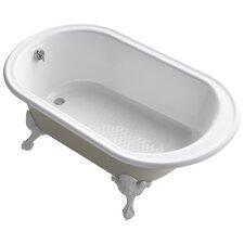 "Iron Works 66"" x 36"" Soaking Bathtub"