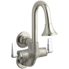 Cannock Double Lever Handle Wash Sink Faucet