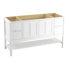 """Marabou 60"""" Vanity with 2 Doors and 4 Drawers"""