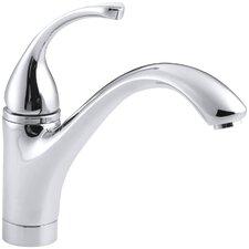 """Forté Single-Hole Kitchen Sink Faucet with 9-1/16"""" Spout"""