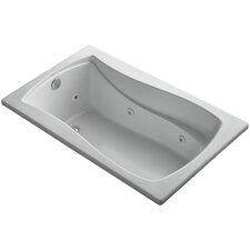 "Mariposa 60"" x 36"" Drop-in Whirlpool"