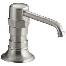 Hirisestainless Soap/Lotion Dispenser