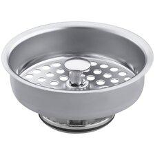 Duostrainer Manual Sink Basket Strainer