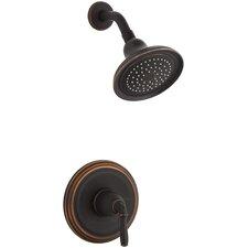 Devonshire Rite-Temp Pressure-Balancing Shower Faucet Trim with Lever Handle