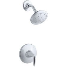 Alteo Shower Faucet with Lever Handle