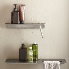 "Choreograph 14"" Floating Shower Shelf"
