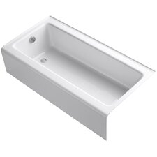 "Bellwether Alcove 60"" x 30"" Soaking Bathtub"