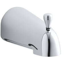 "Devonshire 4-7/16"" Diverter Bath Spout with Slip-Fit Connection"