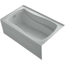 "Mariposa Alcove Vibracoustic 60"" x 36"" Soaking Bathtub"