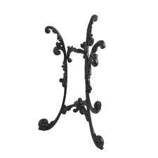 Iron Works Historic Cast Iron Console Table