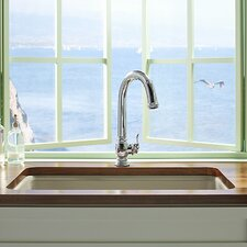 Beckon (TM) Touchless Pull-Down Kitchen Sink Faucet