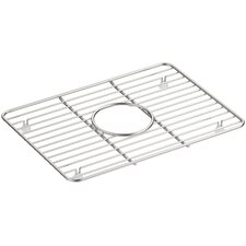 """Cairn™ Stainless Steel Sink Rack, 10-3/8"""" x 14-1/4"""", for Small Bowl"""