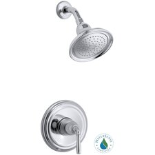 Devonshire Rite-Temp Pressure-Balancing Shower Faucet Trim, Valve Not Included